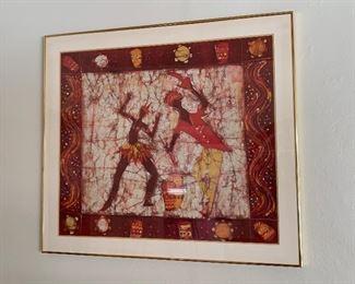 Batik from Brazil