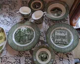 Johnson Brothers dishes