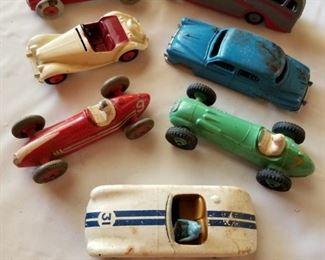 Dinky Toys cars