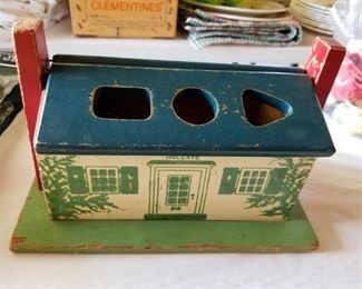 Adorable vintage toys!