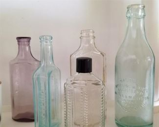 Cute collectible bottles