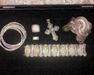 John Hardy & Constantine Jewelry Pieces