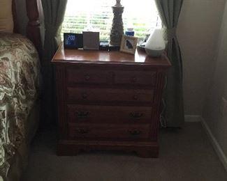 Night stand - Bedroom 2