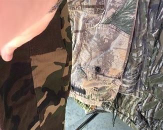 More hunting pants
