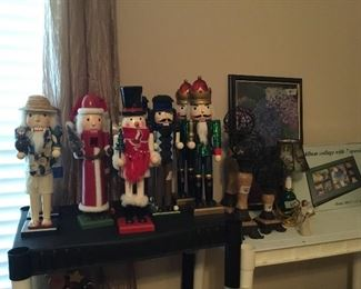 Lots of holiday decor