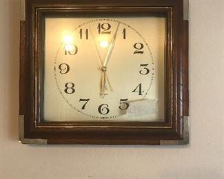 Kitchen -Seiko clock