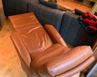 American Leather Comfort Recliner Finley