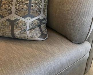 Beautiful 4-piece Long Modular Sofa