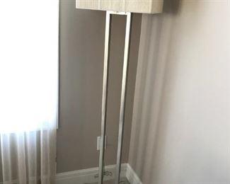 Euro Design, Chrome floor lamp