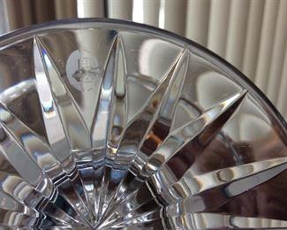 Beautiful Waterford crystal