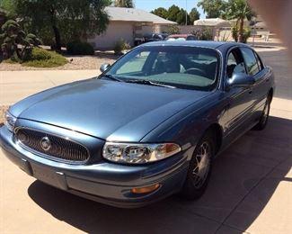 2002 Buick