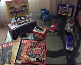 Collectibles.  Fun things to see & own.
