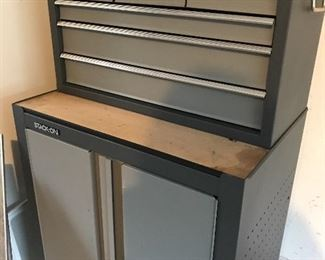 Mint condition tool cabinet