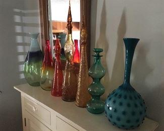 Blenko glassware