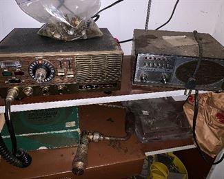 Tools and CB Radios