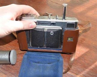 Vintage German Film Camera