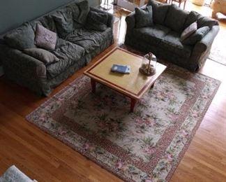 Farmhouse Collection coffee table.  Rachel Ashwell Shabby Chic!