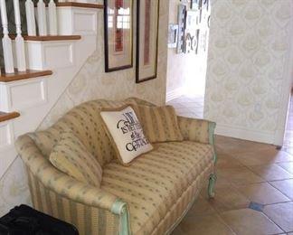 Hickory Chair sofa!