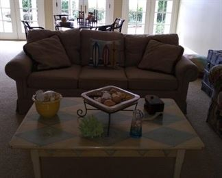 Sleeper sofa to new owner so NFS.