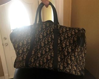 A Real Christian Dior bag