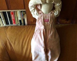 Large size Oshkosh doll