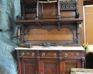 Victorian sideboard