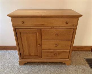 Dresser with door & drawers