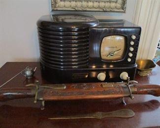table top radio