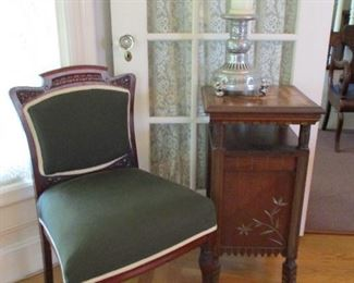 chair & stand