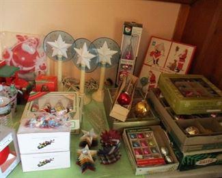 some vintage Christmas