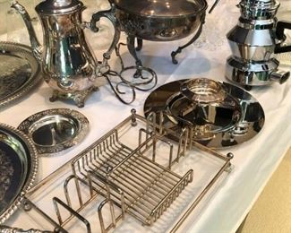 SILVERPLATE AND MORE