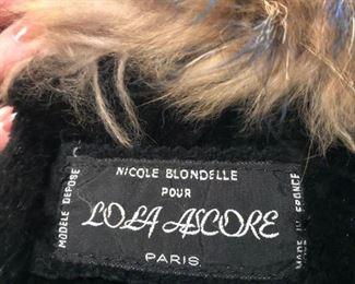 NICOLE BLONDELLE PARIS