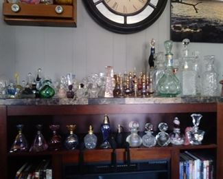 Perfume Bottle Collection