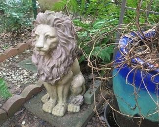 Examples of Yard Decor You Will Find Throughout Front and Back Yard