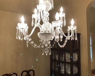 Beautiful Chandelier by Waterford