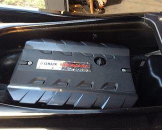 Yamaha WaveRunner FX-SHO super high output Super charged