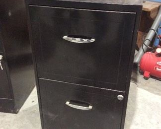 Another two drawer filing cabinet