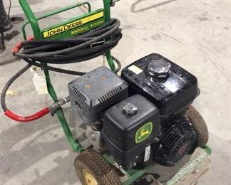 John Deere pressure washer 3500 psi