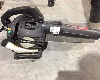 Murray gas leaf blower
