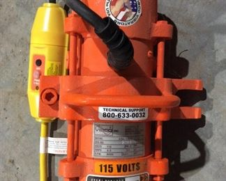 Vibco Vibrator High Frequncy  USL-1600 Used for concrete and bulk materials