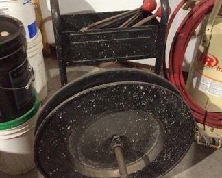 Metal bending equipment