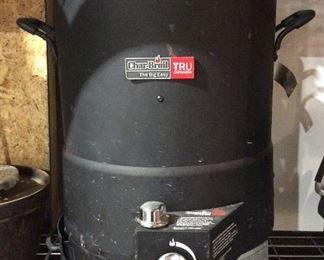 Charbroil propane oil fryer
