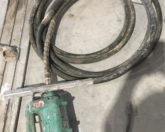 Wacker Concrete Vibrator