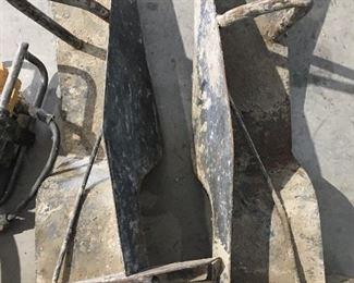 Concrete Curb Forms