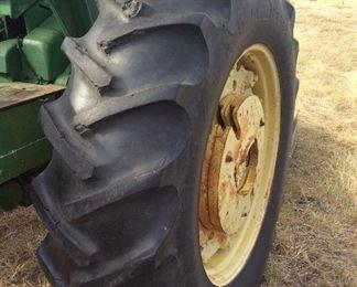 John Deere tractor Model 2040 Rear tire
