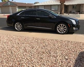 2016 CADDILAC  XTS 8250 MILES WITH FULL SUN ROOF. WILL CONSIDER NICE TRADE. MSRP $53,610 Bumper to Bumper warranty 2020