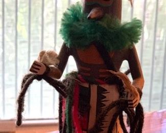 J Parker Quail Kachina 7in