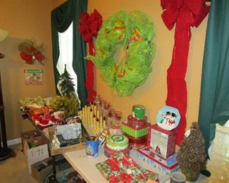 More Christmas items.  There are more in the barn