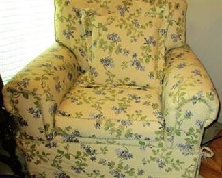 Chair part of 3 Pc Sofa set