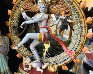 Shiva Nataraja - 18 x 17  -  $2,900 ( was $5,500 )